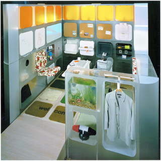 Dilbert 39 s ultimate cubicle industrial designers society for Ultimate office design