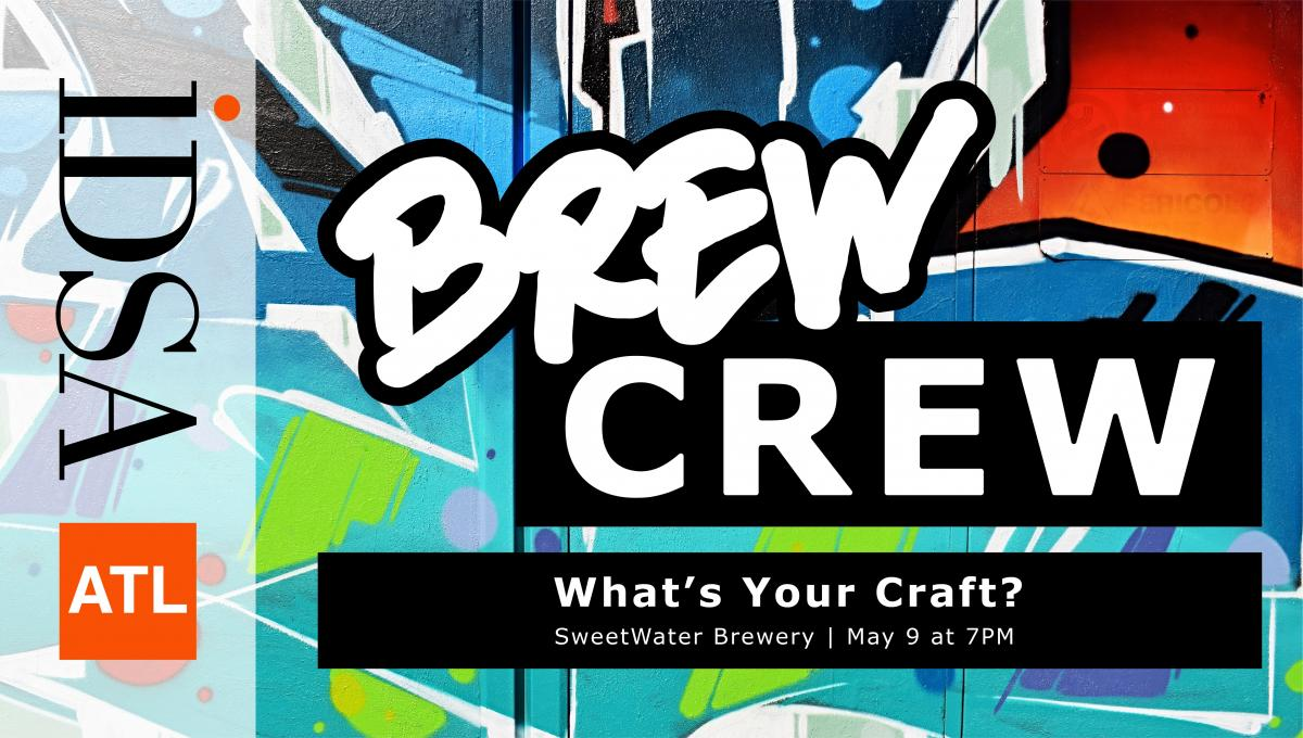 IDSA ATL - Brew Crew | Industrial Designers Society of