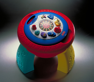 Fisher Price Intelli Tabletm With Microsoft Smart