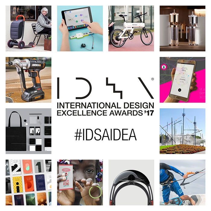 Best of the Best: #IDSAIDEA 2017 | Industrial Designers Society of ...