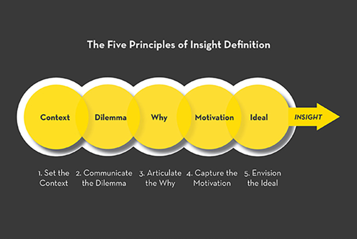 5 principles of effective insight definition industrial designers