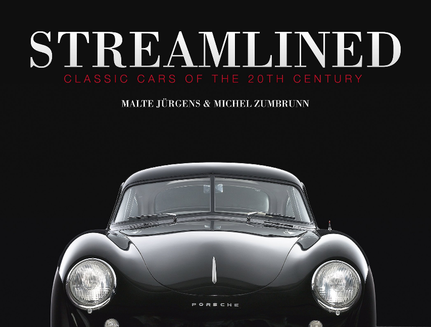 Streamlined: Classic Cars of the 20th Century | Industrial Designers ...