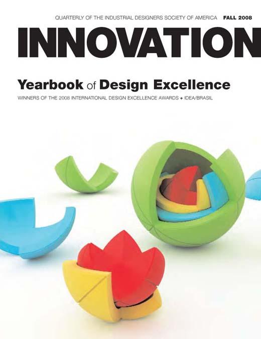 Innovation: Fall 2008 Yearbook of Design Excellence