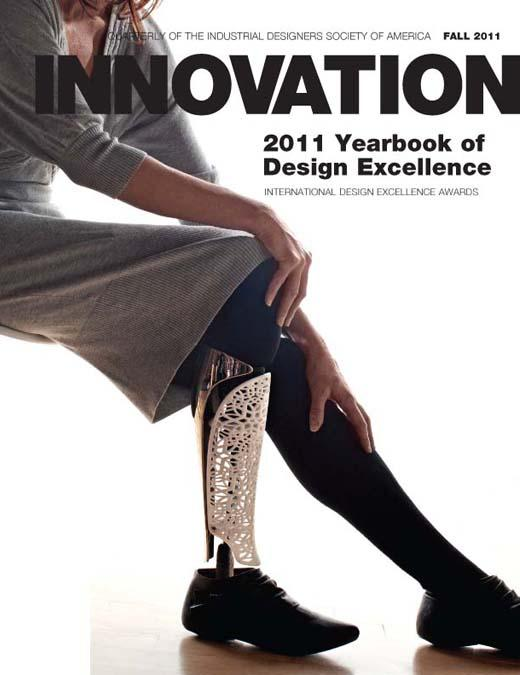 Innovation: Fall 2011 Yearbook of Design Excellence